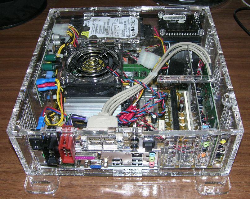 Распродажа системных блоков PCCAR.