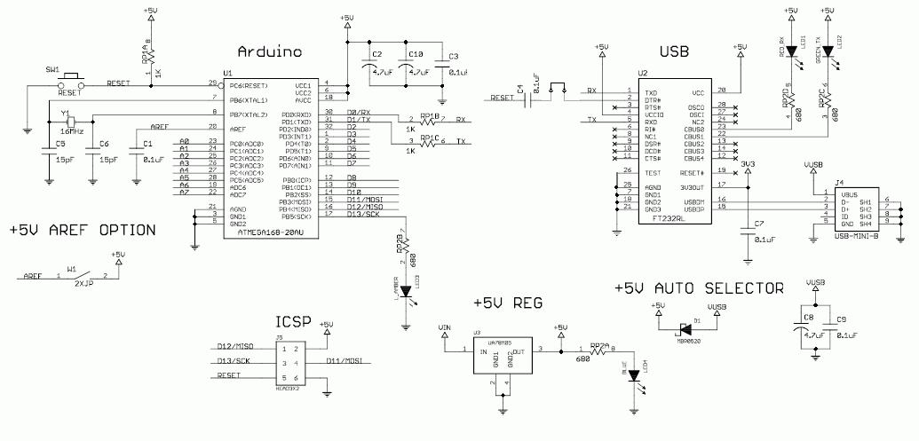 Открытые проекты для Arduino