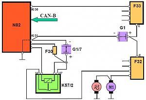 Нажмите на изображение для увеличения.  Название:Mercedes-Benz-W211-Dual-Battery-System-Diagram.jpg Просмотров:2482 Размер:32.1 Кб ID:17844